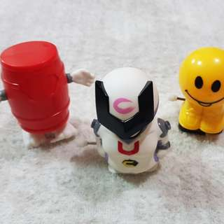 Wind-up toys