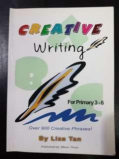 Primary 3 to 6 Creative writing book