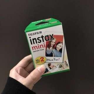 Fujiflim Instax Mini Film