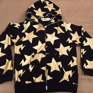 🚚 APE星星經典款外套