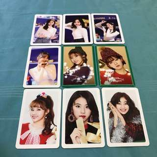 [SALE] Twice Official Photocards