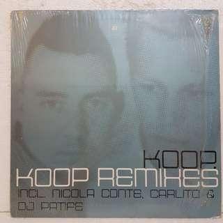 """12""""Remix》Koop - Koop Remixes vinyl record"""