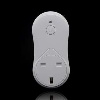 Wireless Smart Plug socket WiFi Remote Control Socket For Smart Home Power strip USB Socket UK for IOS/ Android