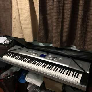 Yamaha Portable Grand Piano DGX-530