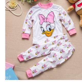 Daisy Duck Baby Pyjamas Set