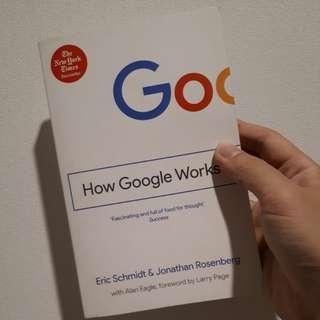 Buku Impor - How Google Works