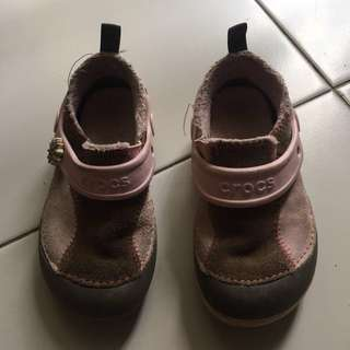 Crocs Shoes Size C9