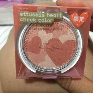 BN ettusais OR love cheek Colour blusher( INSTOCK )