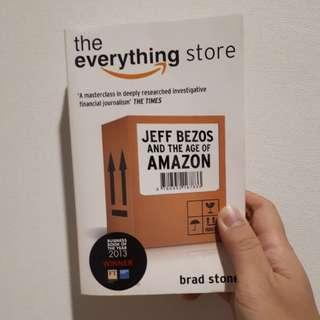 Buku Impor - The Everything Store (Amazon)