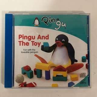 2004 Pingu VCD - 6 stories