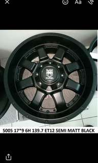 Black Mamba Rims