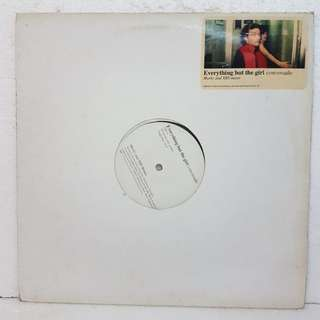"""12""""Remix》Everything But The Girl - Corcovado Vinyl Record"""
