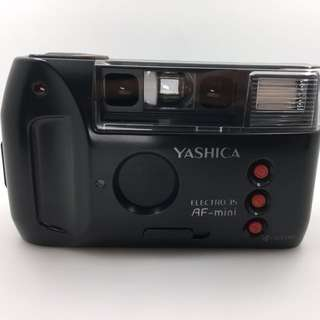 Yashica Electro 35 AF-mini date