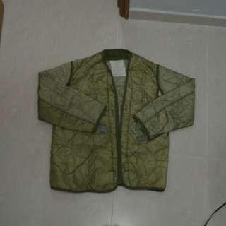Unisex Vintage US Army m65 Liner Jacket 內裡外套