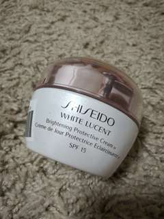 Shiseido White Lucent Brightening Protection Cream SPF15