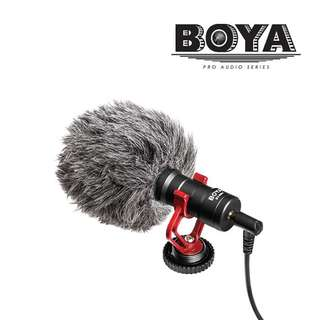 BOYA BY-MM1 microphones
