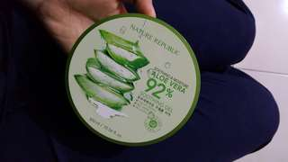 Nature Republic Soothing and Moisture Aloe Vera Gel