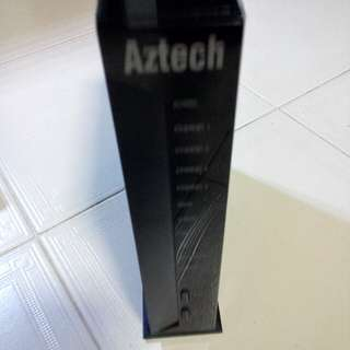 Aztech wifi router