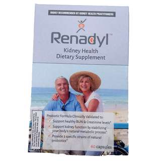 Renadyl - Probiotic for Kidney Health