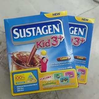 Sustagen kid3+ Chocolate Flavour