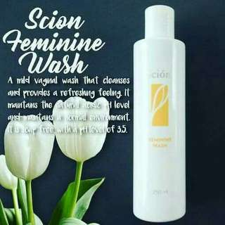 NU SKIN SCION FEMININE WASH