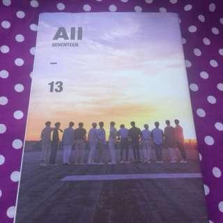 SEVENTEEN -All 13 (REPRICED)