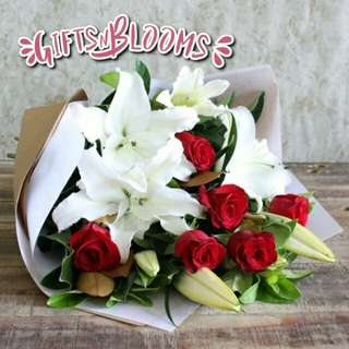 Beautiful Fresh Flower Surprise for Special One Bouquet V94 - IDDLW