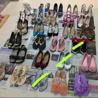 $5 CLEARANCE!! Pls refer to main listing! Search 'shoes'