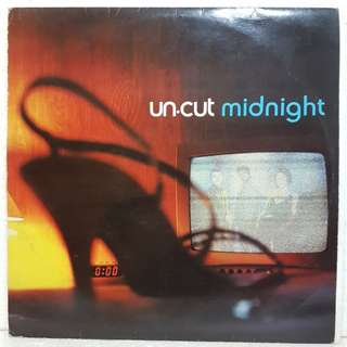 "12""Remix》Un-cut - Midnight Vinyl Record"