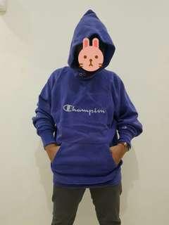 Sweater hoodie champion