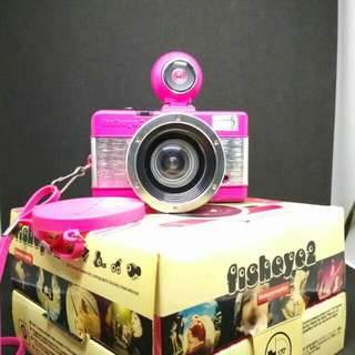 Kamera Analog Lomography Fisheye 2