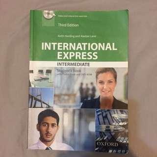 🚚 International Express Intermediate