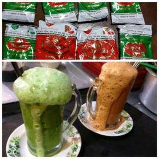 Redtea & Greetea Thailand Halal