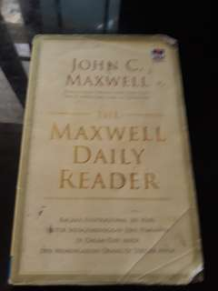 Buku Maxwel Daily Reader
