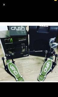 M4 crush drum pedal