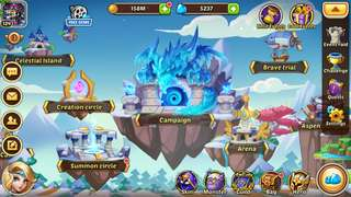Idle Heroes (android)
