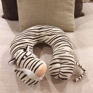 Cute Zebra Travel Neck Pillow