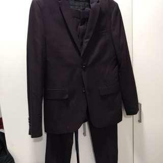 Blazer H&M with pant 1 set
