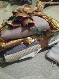 Kain perca/ mixed extra fabric