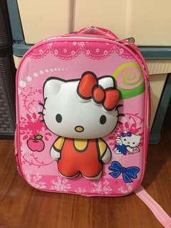 Hello Kitty 3D School Bag