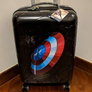 Brand New Marvel Suitcase Captain America