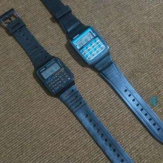 Casio ca 55 SOLD sisa ldf 40