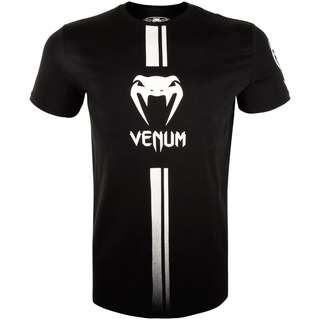 Authentic Venum Logo T-Shirt (Black/White) - Latest Design