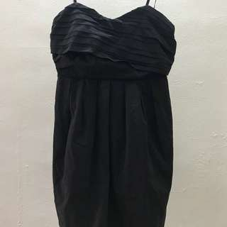 Black Tulip Dress