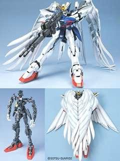 全新 Bandai PG Perfect Grade  高達模型 Wing Gundam