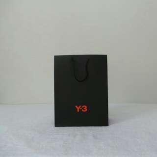 Y-3 Paper Bag