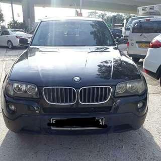 BMW X3 SG