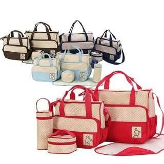 Diaper beg