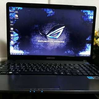 Samsug Gaming Laptop (core i5 slim type)
