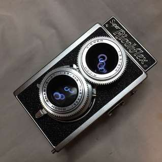 SUPER RICOHFLEX TLR